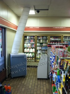 Denver Air Conditioning Rental Convenience Store