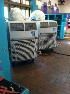 Spot Cooling Rental - Colorado Springs
