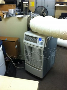 Blackhawk Server Room Cooling